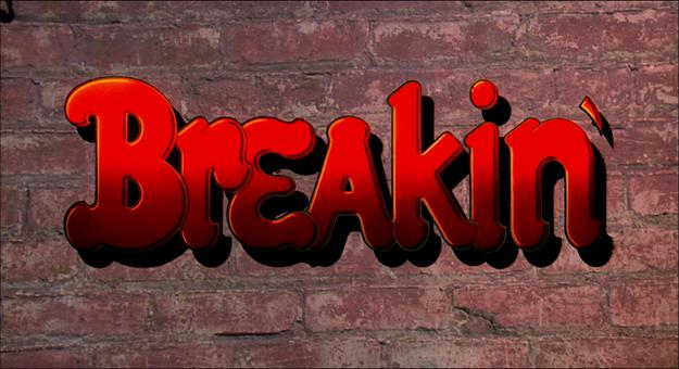 Break Street 84 - générique