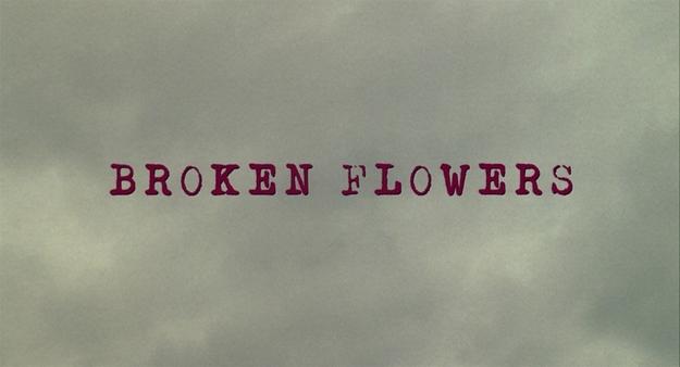 Broken Flowers - générique