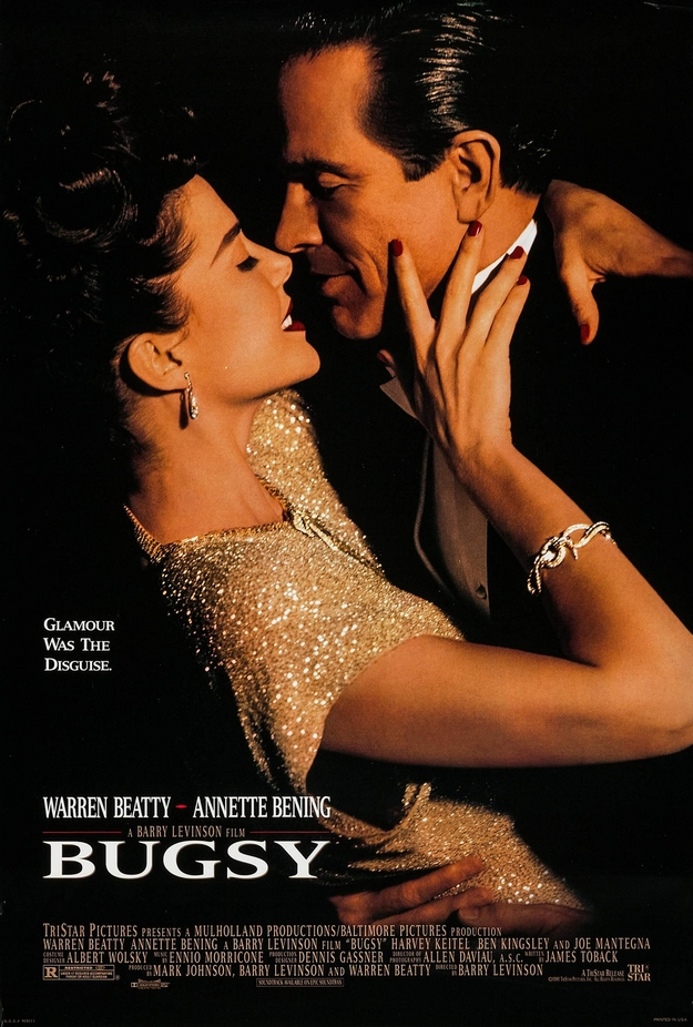 Bugsy - affiche