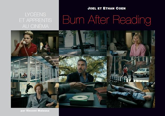 Burn After Reading - CNC