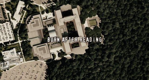 Burn After Reading - générique