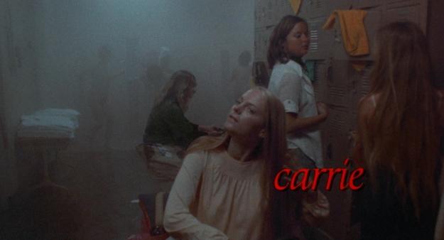 Carrie au bal du diable - générique