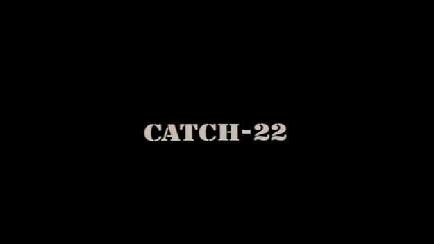 Catch 22 - générique