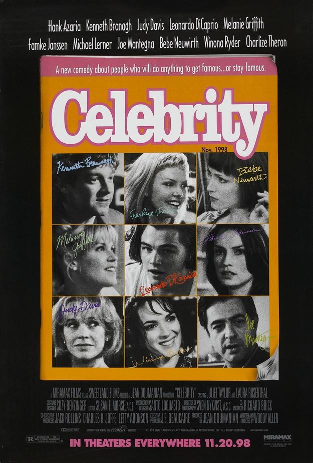 Celebrity - affiche
