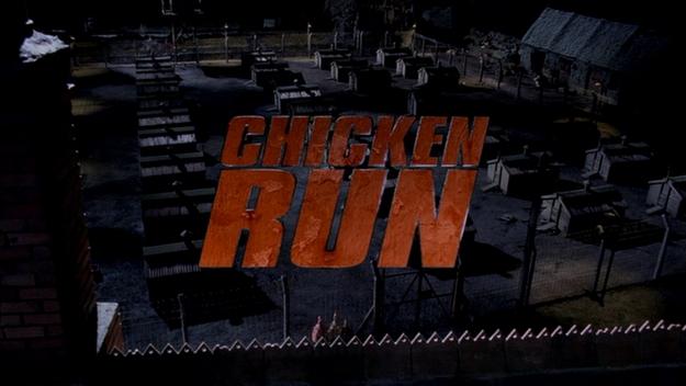 Chicken Run - générique