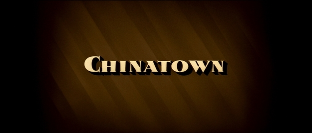 Chinatown - générique