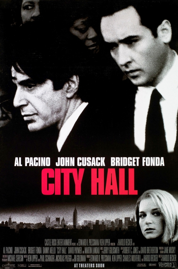 City Hall - affiche