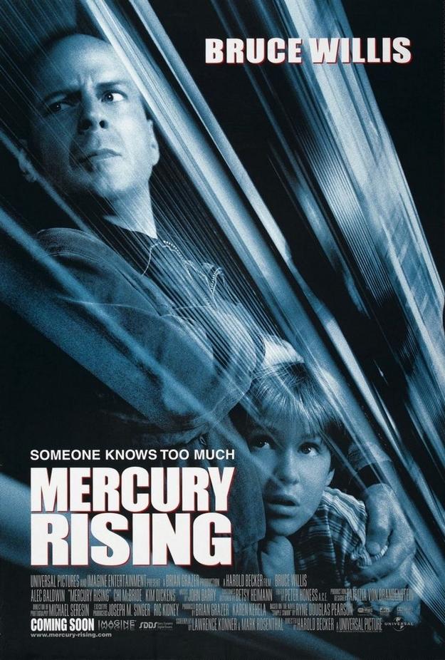 Code Mercury - affiche
