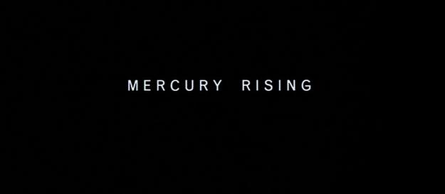 Code Mercury - générique
