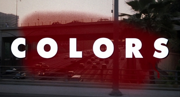 Colors - générique