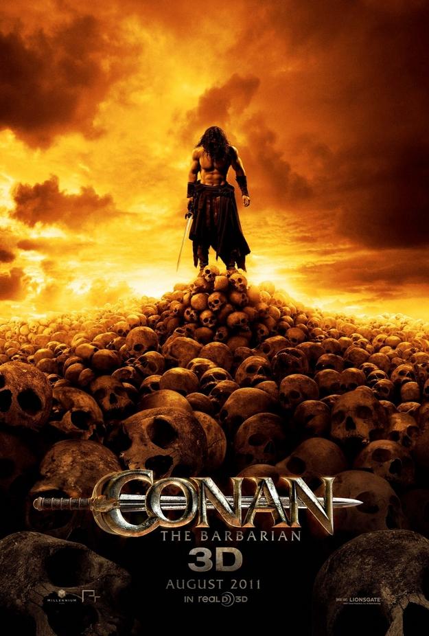 Conan - affiche