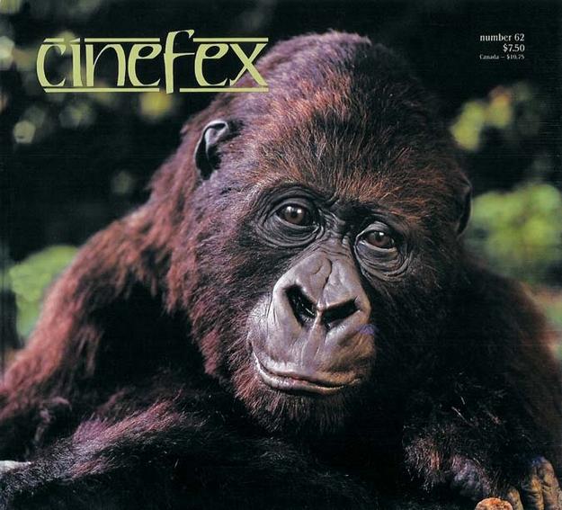 Congo - Cinefex