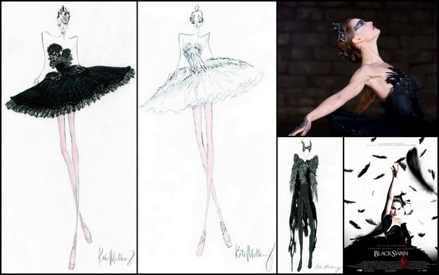 Black Swan - costumes