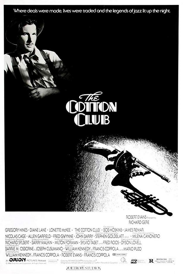 Cotton Club - affiche
