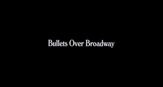 Coups de feu sur Broadway - générique