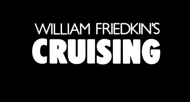 Cruising - générique