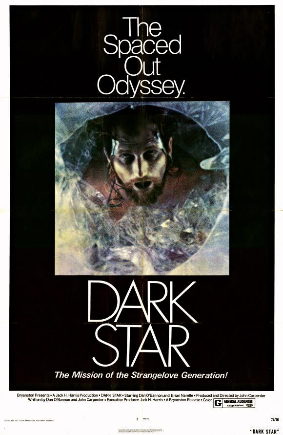 Dark Star - affiche