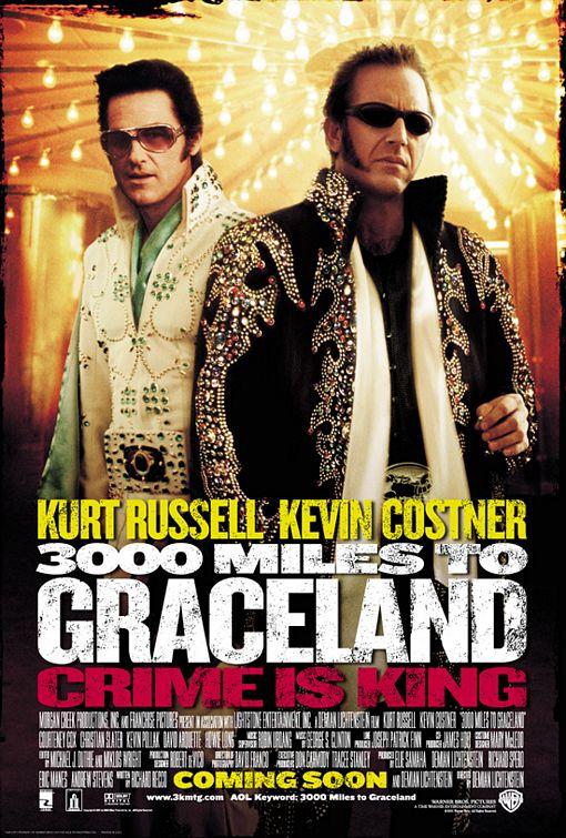 Destination Graceland - affiche