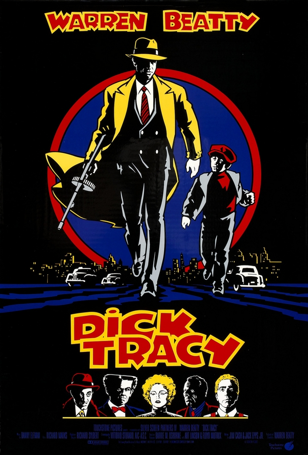 Dick Tracy - affiche