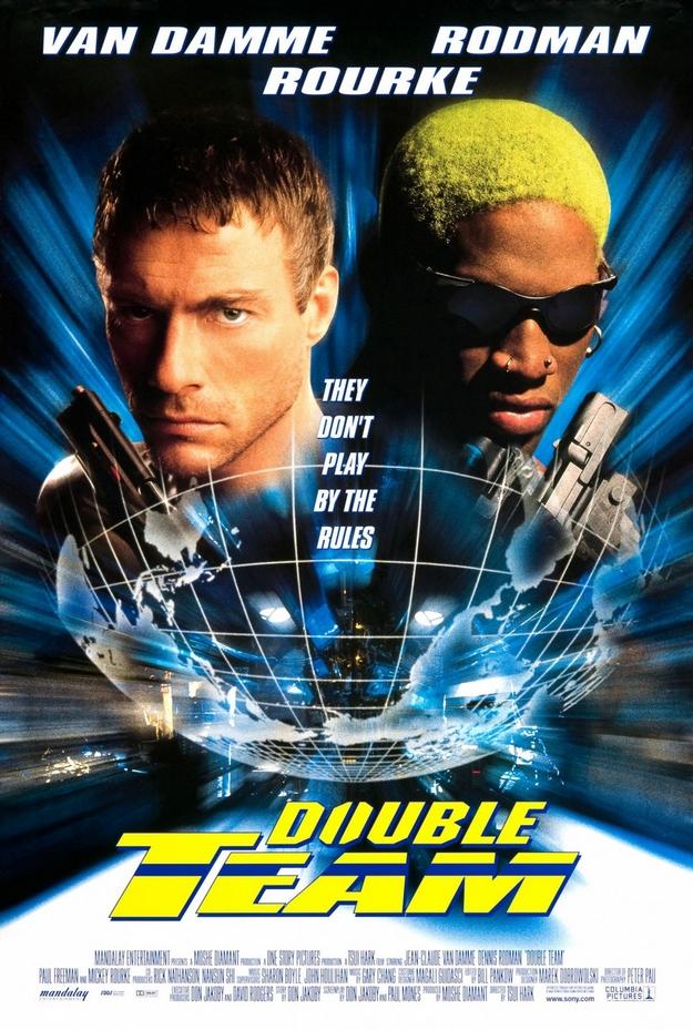 Double Team - affiche