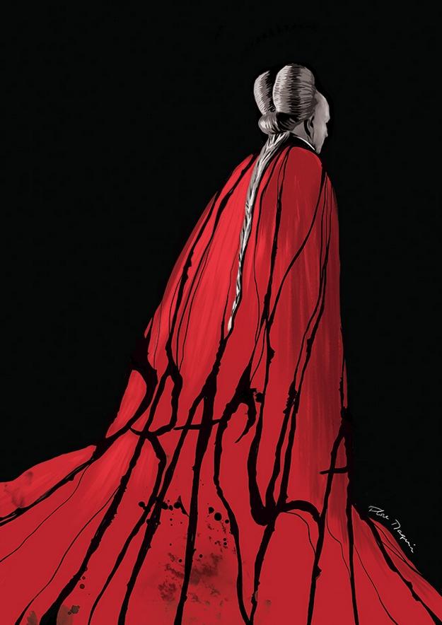 Dracula - Flore Maquin