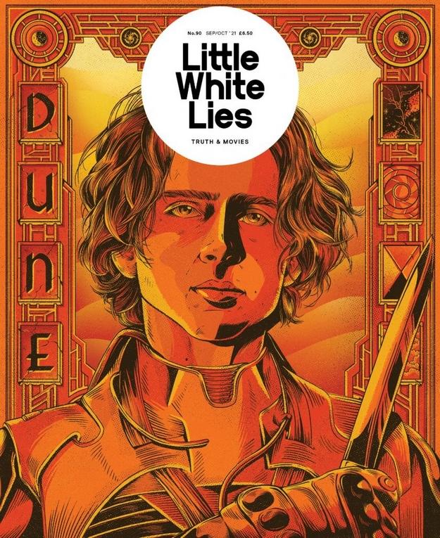 Dune 2021 - Little White Lies