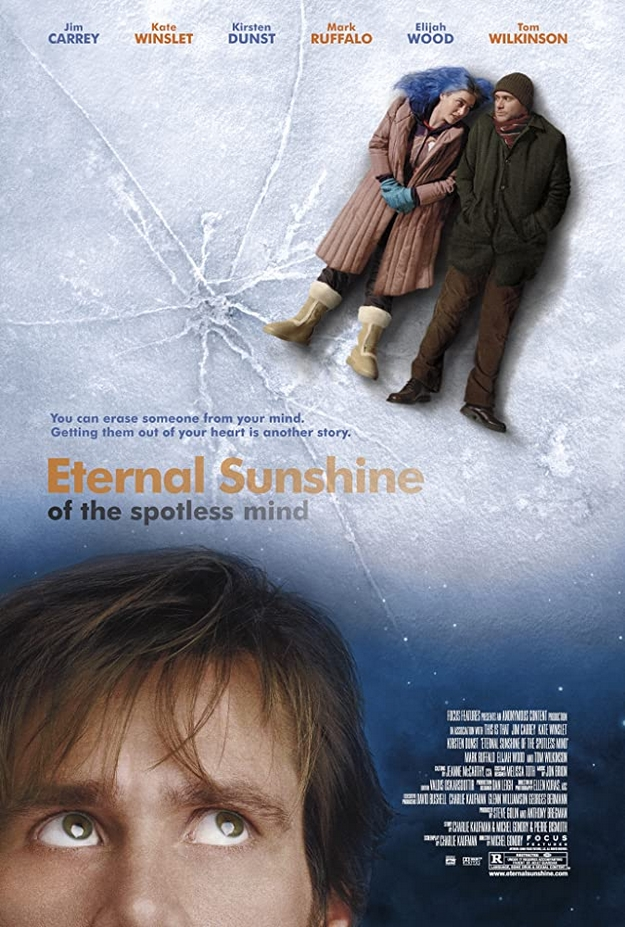 Eternal Sunshine of the Spotless Mind - affiche