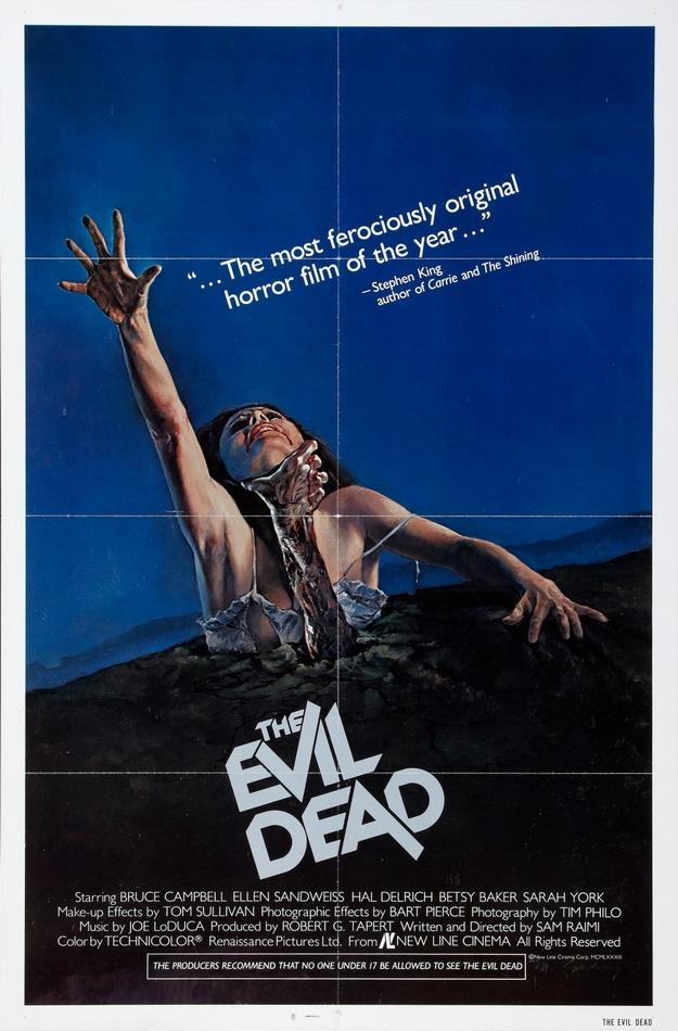 Evil Dead - affiche
