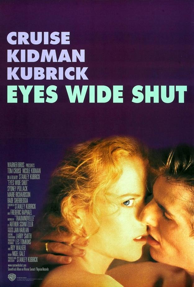 Eyes Wide Shut - affiche