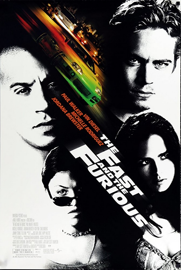 Fast and Furious - affiche