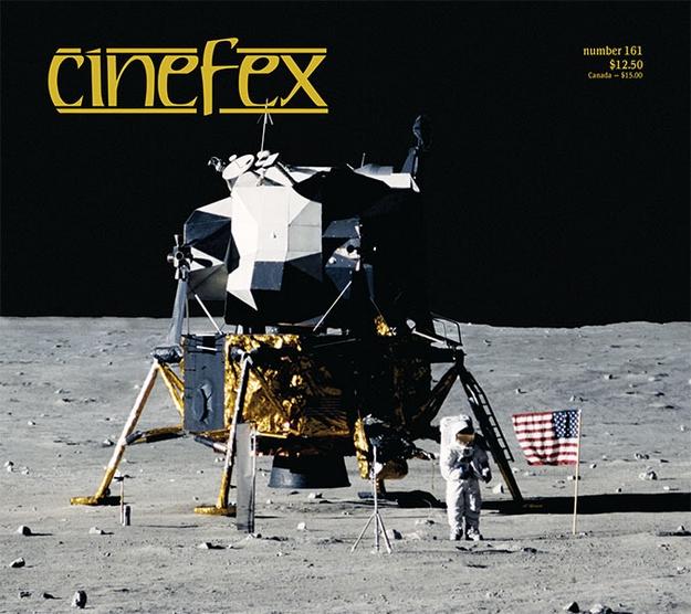 First Man - Cinefex