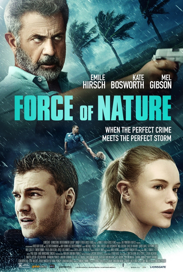 Force of Nature - affiche