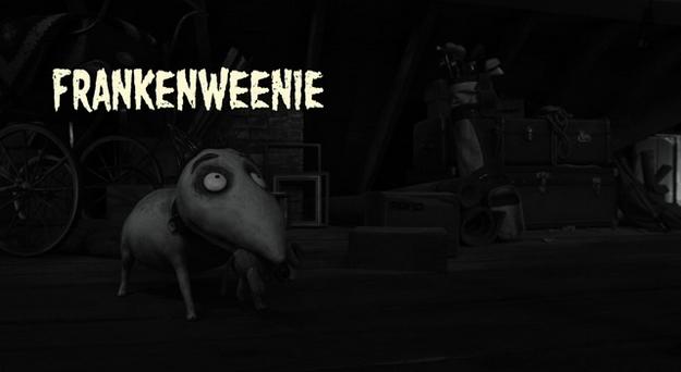 Frankenweenie - générique