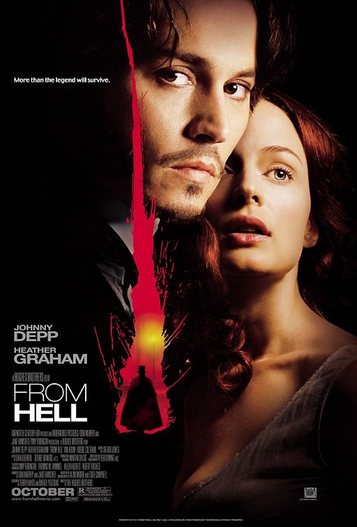 From Hell - affiche