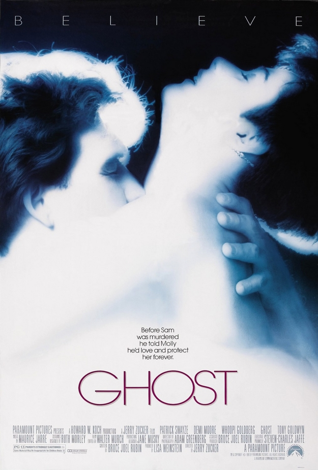 Ghost - affiche
