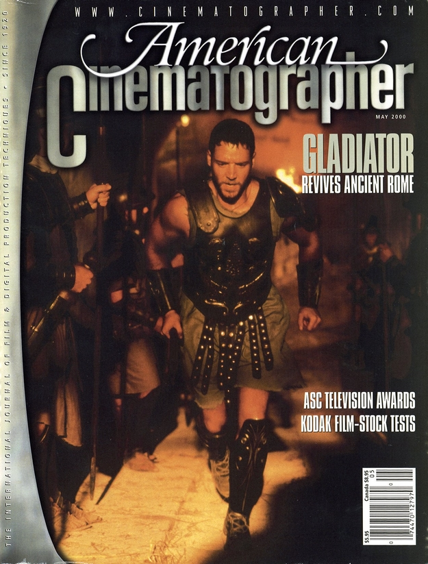 Gladiator - American Cinematographer