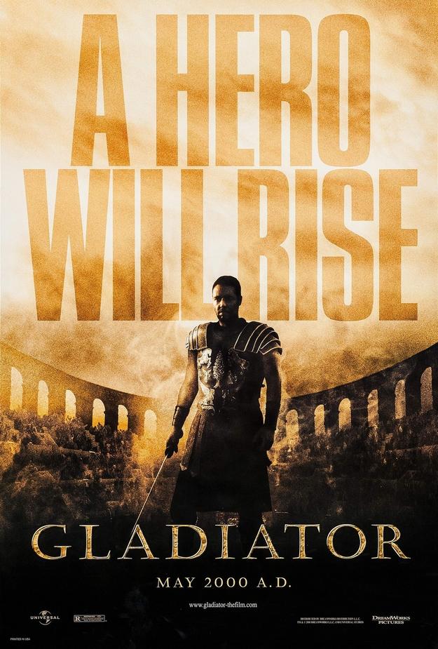 Gladiator - affiche
