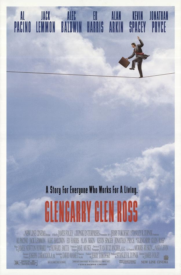 Glengarry - affiche