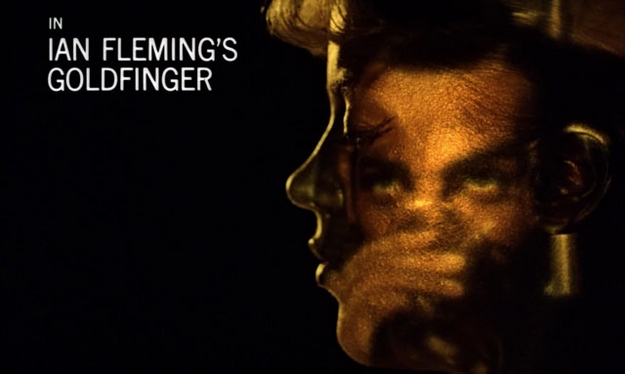 Goldfinger - générique