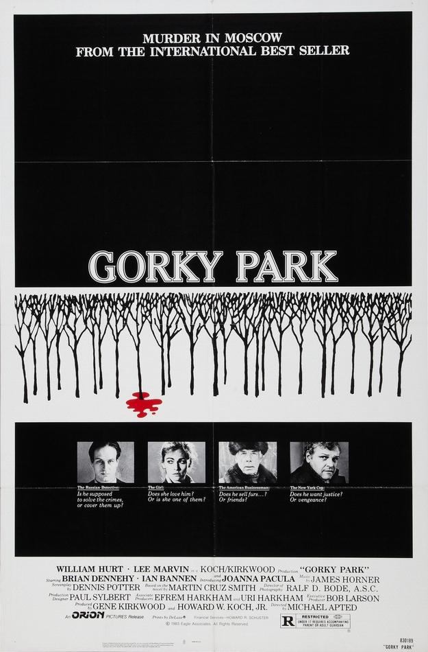 Gorky Park - affiche