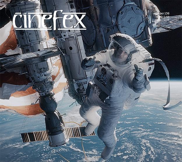 Gravity - Cinefex