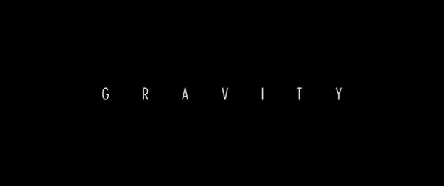 Gravity - générique