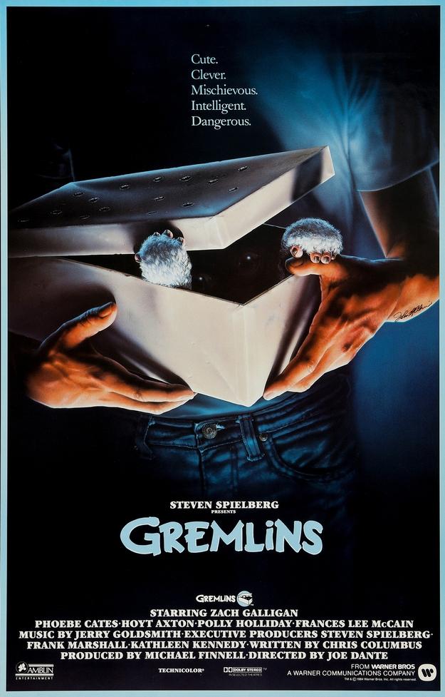 Gremlins - affiche