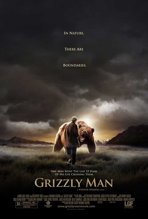 Grizzly Man - affiche