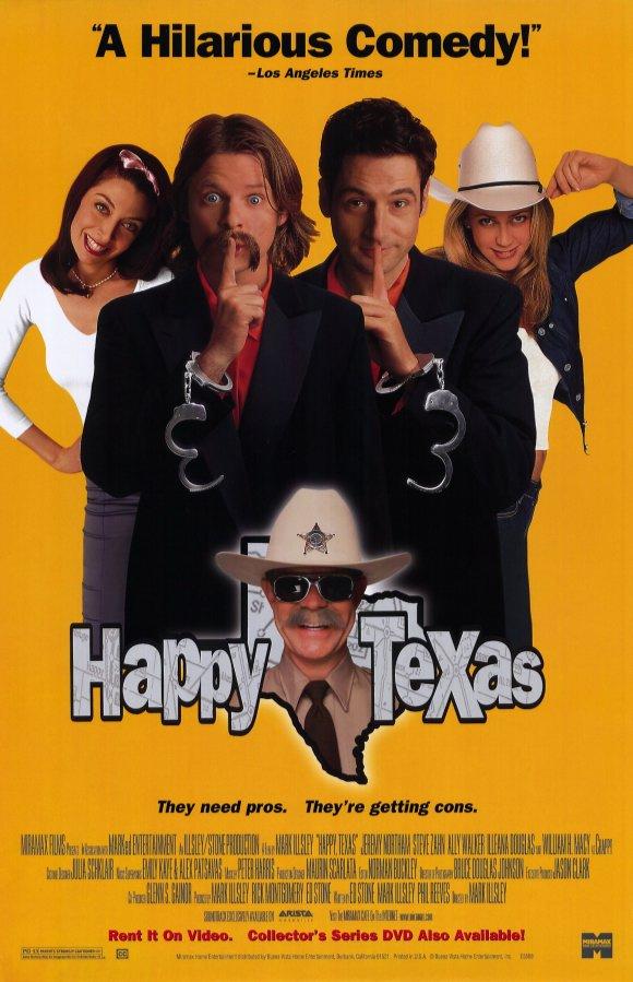Happy Texas - affiche