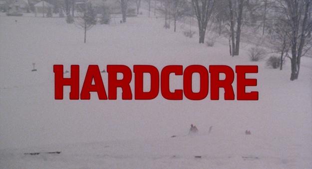 Hardcore - générique