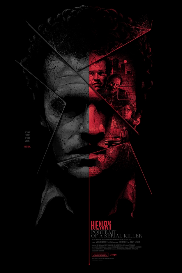 Henry portrait d'un serial killer