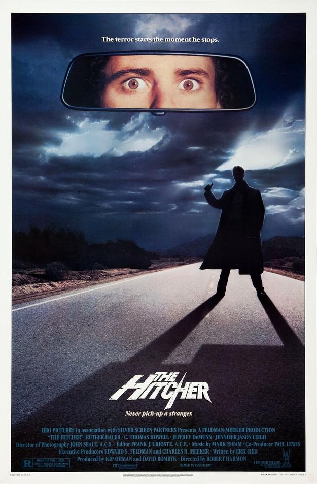 Hitcher - affiche