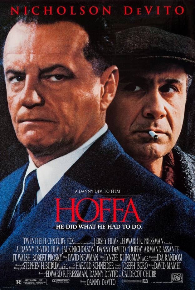 Hoffa - affiche