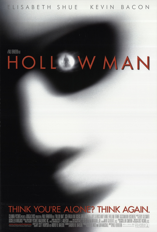 Hollow Man - affiche